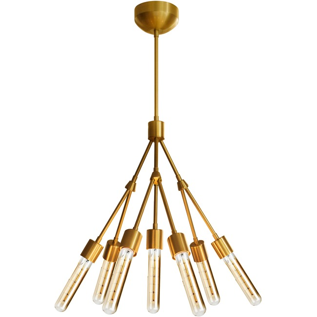 Stilt Chandelier  by Stone Lighting