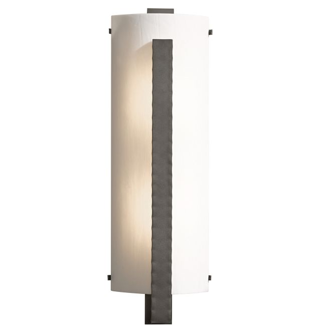 Forged Vertical Bar Large Wall Light by Hubbardton Forge   206730-1005