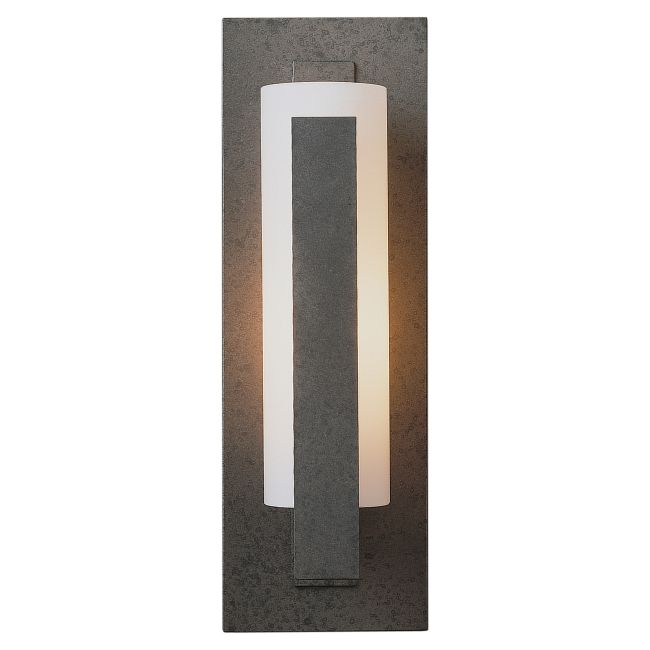 Forged Vertical Bars Wall Light by Hubbardton Forge | 217185-1015
