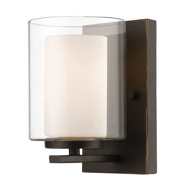 Willow Bathroom Vanity Light  by Z-Lite