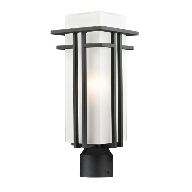 Abbey Outdoor Post Light  by Z-Lite