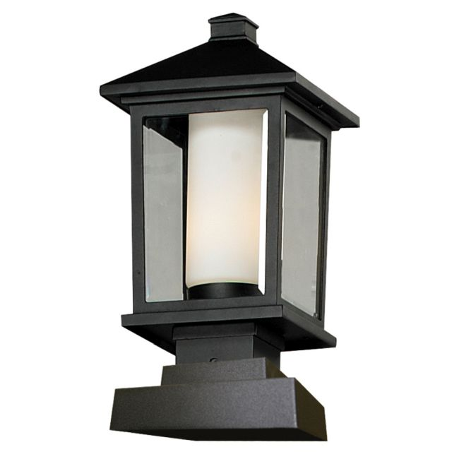 Mesa Square Outdoor Pier Mount Light  by Z-Lite