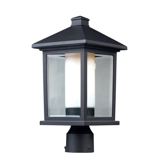 Mesa Outdoor Post Mount  by Z-Lite