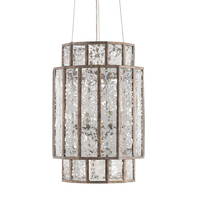 Fantasia Chandelier  by Currey and Company