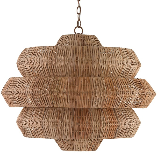 Antibes Chandelier  by Currey and Company