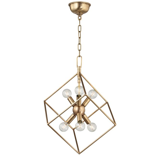 Roundout Pendant  by Hudson Valley Lighting