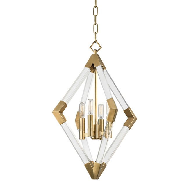 Lyons Pendant  by Hudson Valley Lighting