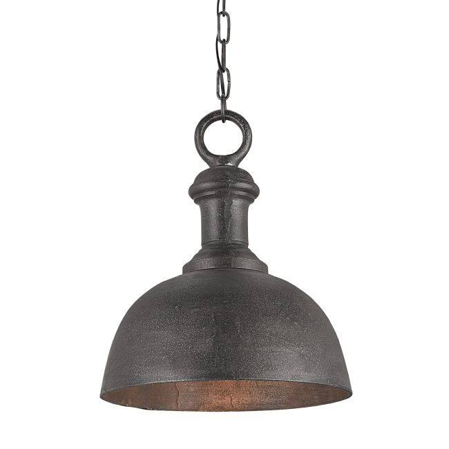Timpano Pendant  by Currey and Company