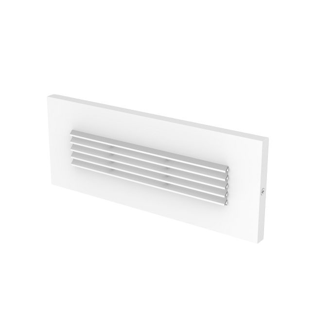 Louver Outdoor Horizontal LED Brick Light  by Ambiance Lighting Systems