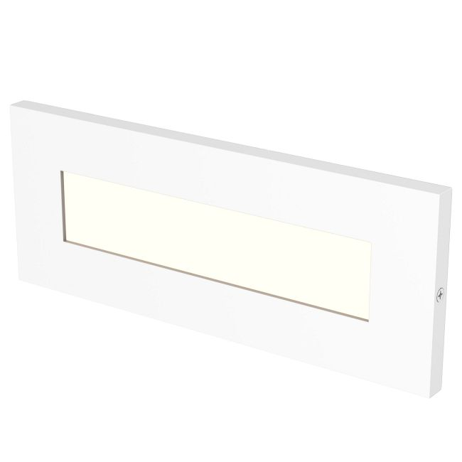 Vitra Outdoor Horizontal Turtle LED Brick Light  by Sea Gull Lighting