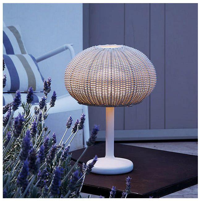 Garota Outdoor Mini Table Lamp  by Bover