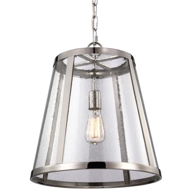 Harrow 1 Light Pendant  by Feiss