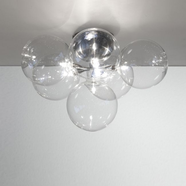 Cluster Wall/ Ceiling Light  by Harco Loor