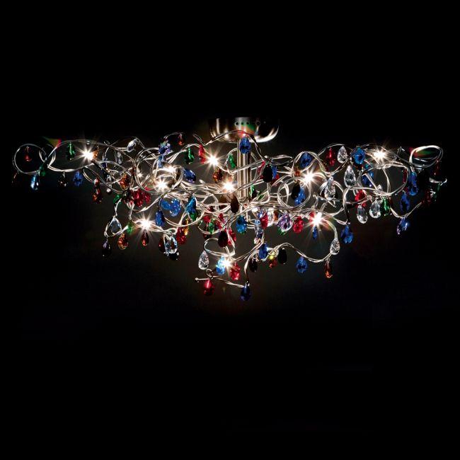 Tiara Ceiling Light  by Harco Loor