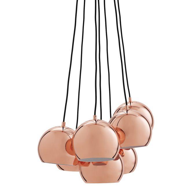 Ball Multi Light Pendant  by Frandsen