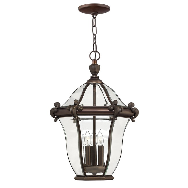 San Clemente Outdoor Pendant  by Hinkley Lighting