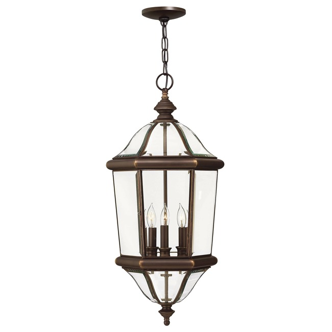 Augusta Outdoor Pendant  by Hinkley Lighting