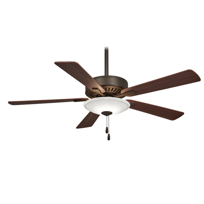 Contractor Uni-Pack Ceiling Fan with Light  by Minka Aire