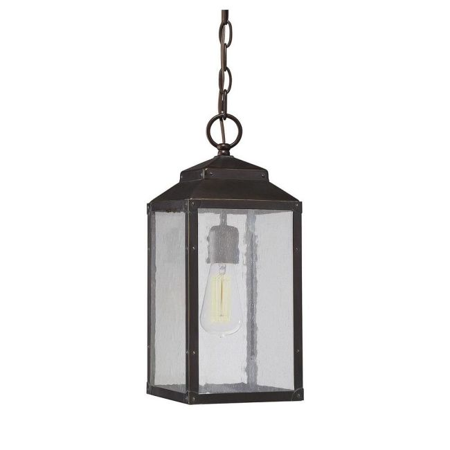 Brennan Outdoor Pendant  by Savoy House