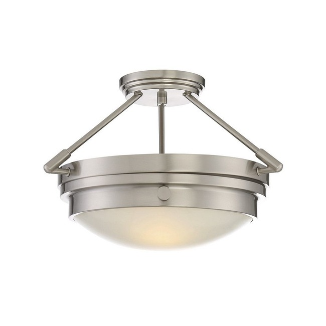 Lucerne Ceiling Semi Flush Light  by Savoy House