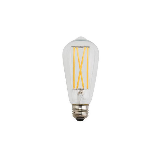 ST64 Med Base 5W 120V 2700K 82CRI UL  by Kodak LED Lighting