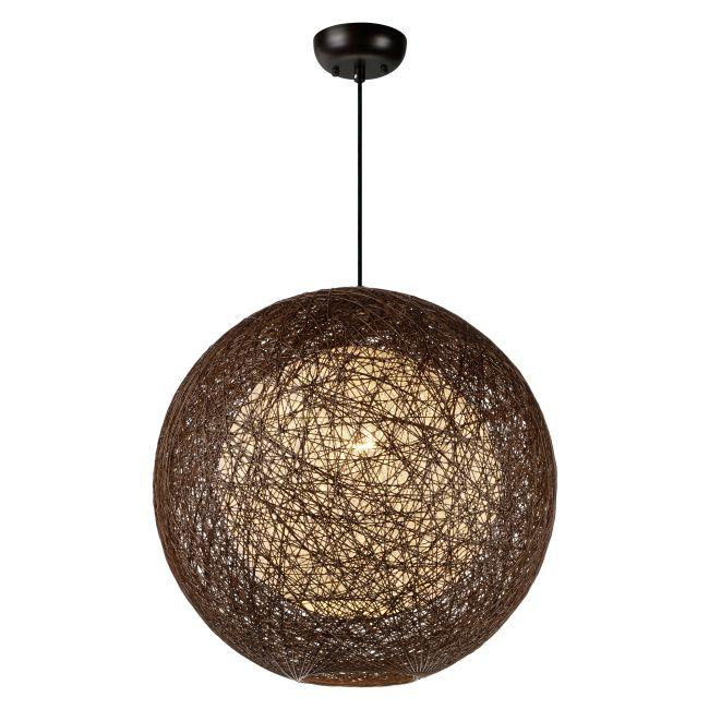 Bali Round Pendant  by Maxim Lighting
