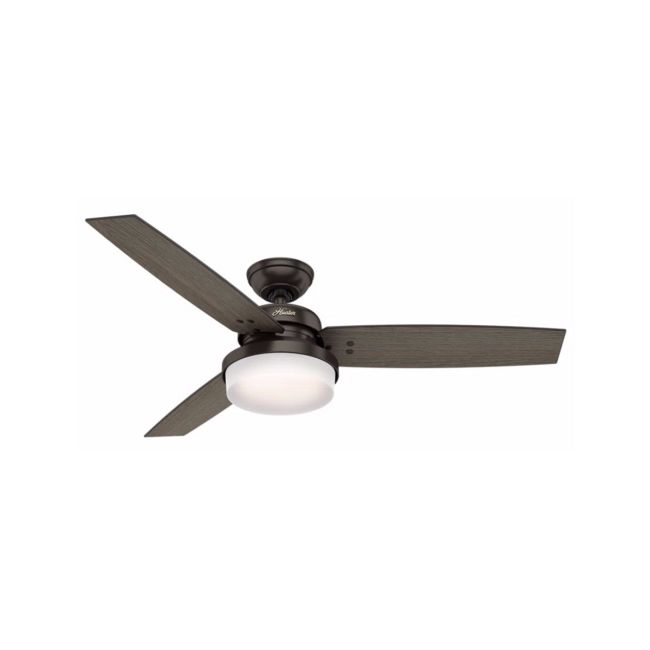 Sentinel Ceiling Fan with Light  by Hunter Fan