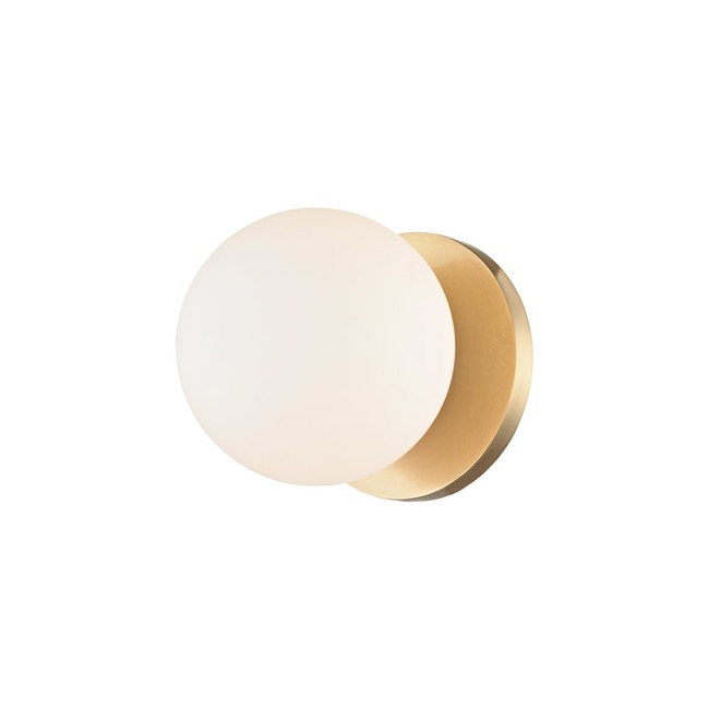Baird Wall / Ceiling Light  by Hudson Valley Lighting