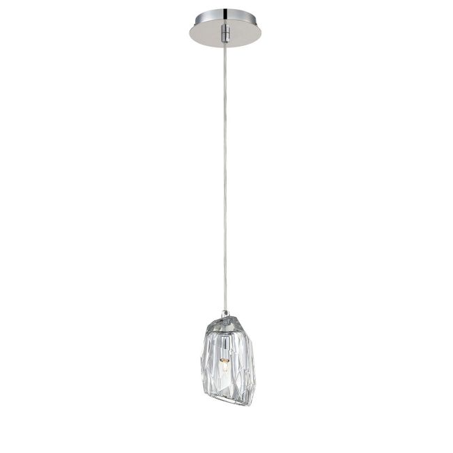 Diffi 1-Light Pendant  by Eurofase
