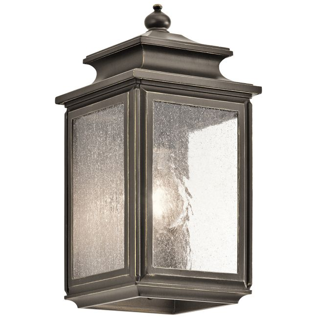 Wiscombe Park 1 Light Outdoor Wall Light  by Kichler