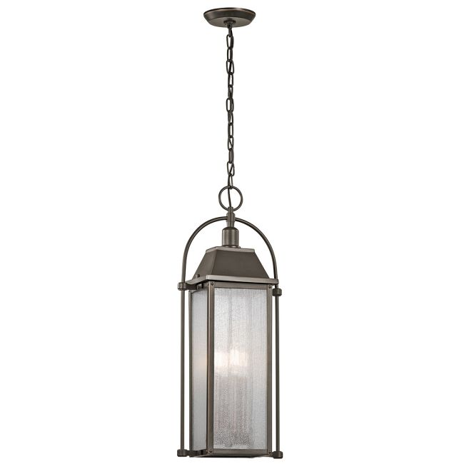 Harbor Row Outdoor Pendant  by Kichler