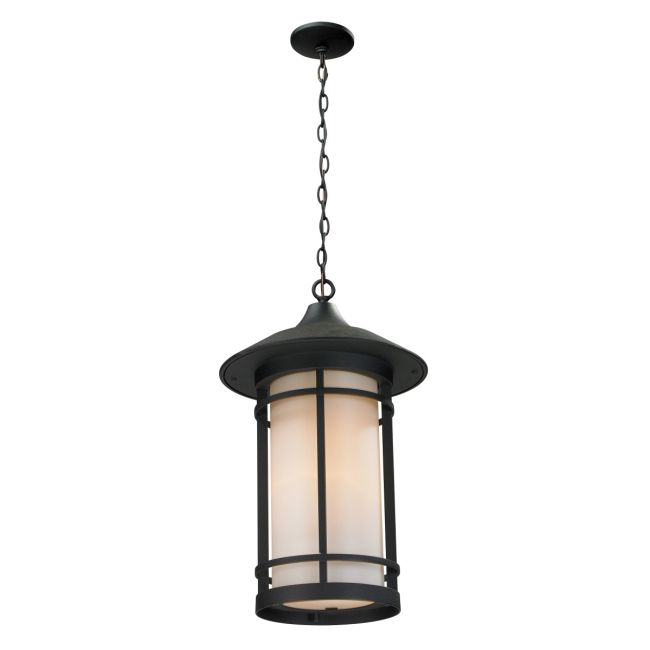 Woodland Outdoor Pendant  by Z-Lite