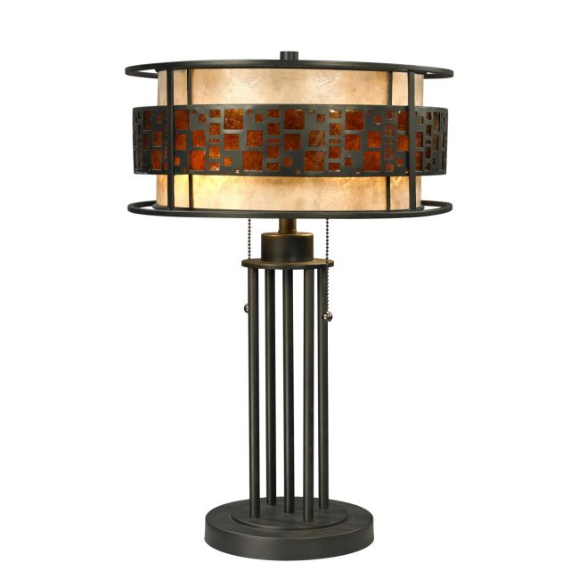Oak Park Table Lamp  by Z-Lite