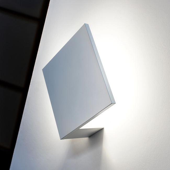 Puzzle Square Wall / Ceiling Flush Light  by LODES