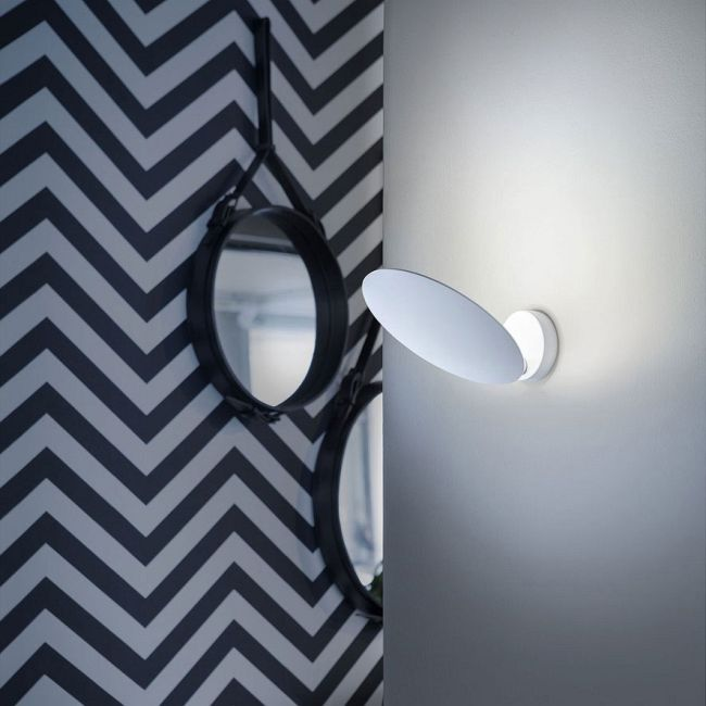 Puzzle Single Round Wall / Ceiling Light  by LODES
