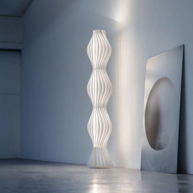 Vapor Floor Lamp  by LODES