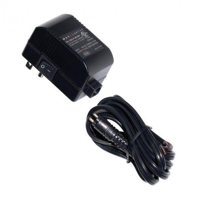 24V Class 2 Plug-in Electronic Transformer  by WAC Lighting