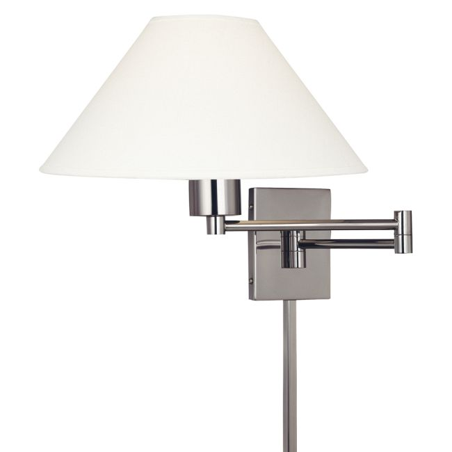 Boring Swing Arm Wall Sconce by George Kovacs<br /> Designer: Jeanne Marcus