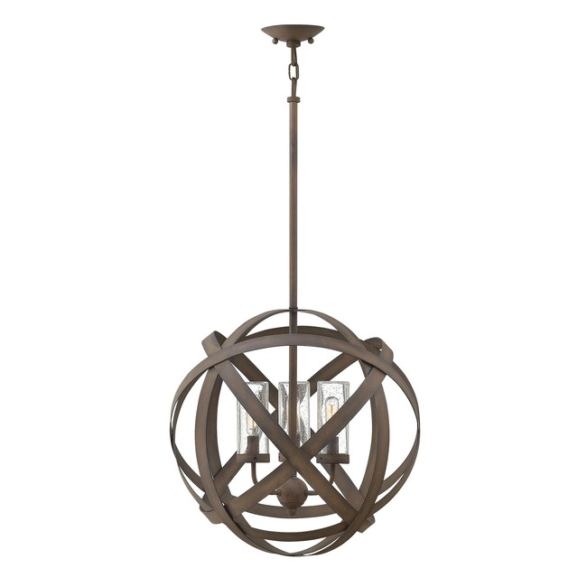 Carson Outdoor Chandelier  by Hinkley Lighting