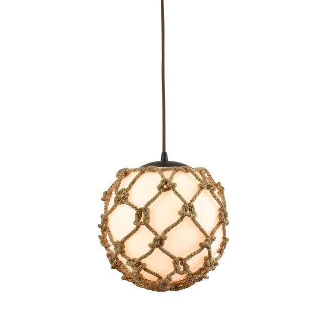 Coastal Inlet Pendant  by Elk Lighting