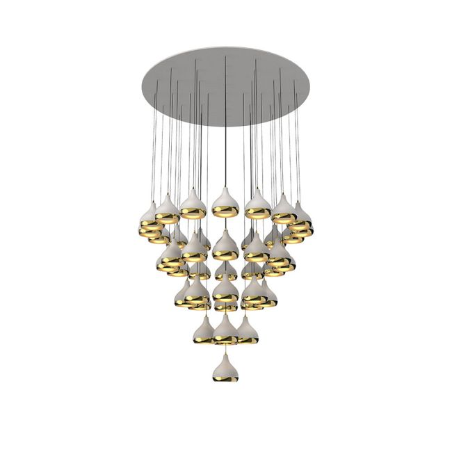 Hanna Multi Light Pendant  by Delightfull