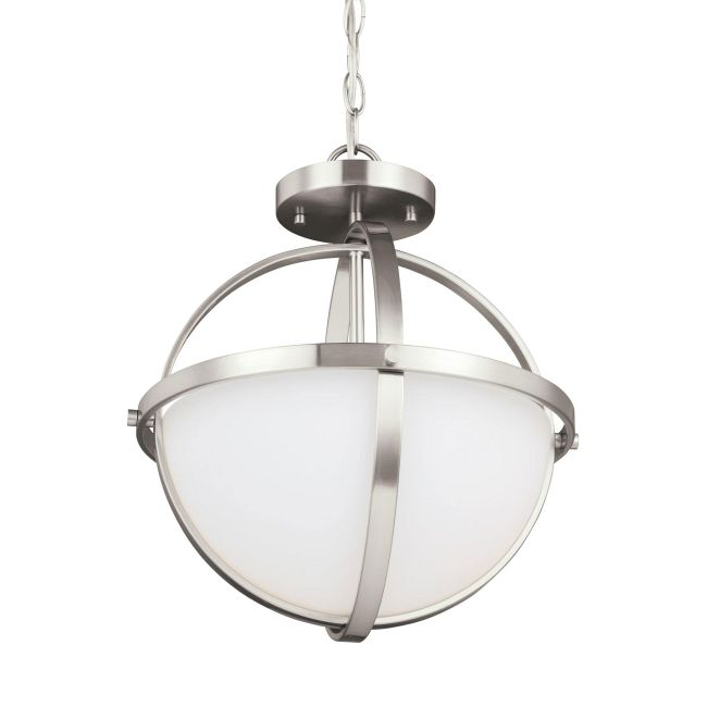 Alturas Ceiling Semi Flush Light/Pendant  by Sea Gull Lighting