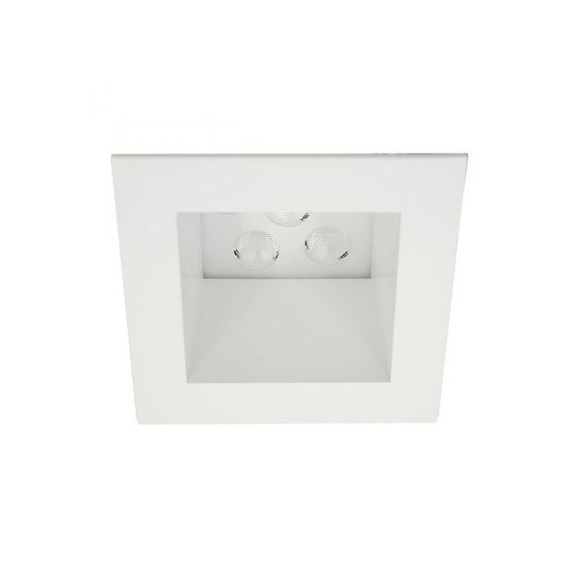 LEDme 4IN Square Downlight Invisible Trim  by WAC Lighting