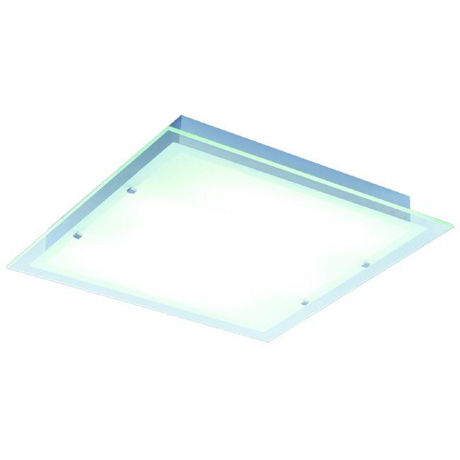 Contempra Square Ceiling Light Fixture by Et2 | E22120-24AL