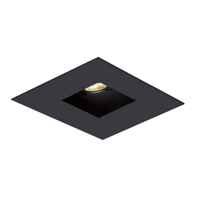 1X1 Square on Square Trimmed Flanged Trim  by Element by Tech Lighting