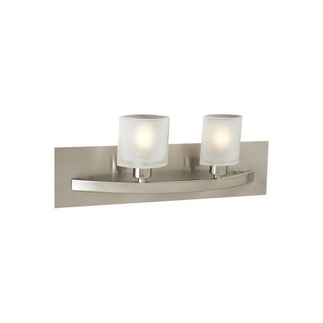 Wyndham Bathroom Vanity Light  by PLC Lighting