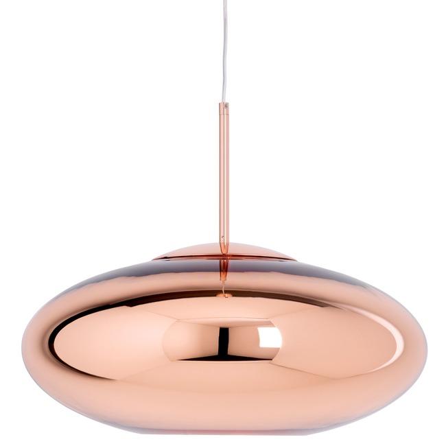 Copper Wide Pendant  by Tom Dixon