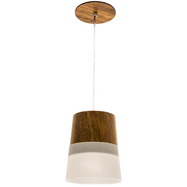 Smooth Tapered Line Pendant  by Lightology Collection