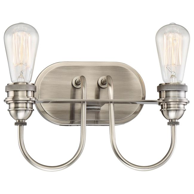 Uptown Edison Bathroom Vanity Light  by Minka Lavery