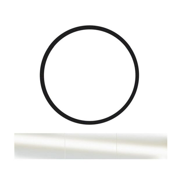 ALG5R Air-Loc Gasket For 5 Inch Remodel Housing  by Juno Lighting